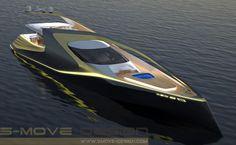 X-SYM 125, Innovation Yacht, S-MOVE DESIGN