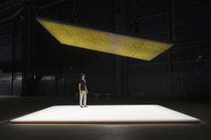 Cildo Meireles, Amerikkka, 1991/2013. Vista della mostra alla Fondazione HangarBicocca, 2014 Photo Agostino Osio. Courtesy Fondazione HangarBicocca, Milan; Cildo Meireles