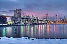Puente de Brooklyn Photo By: Anibal Trejo