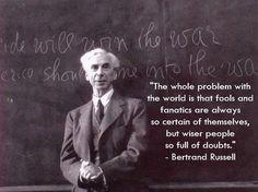 Hasil gambar untuk fools are full of confidence quote