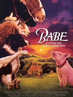 Babe, o Porquinho Atrapalhado (1995)