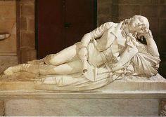 Chapelle royale Saint-Louis. Dreux. Eure-et-Loir. James Pradier: Lousi-Charles d'Orléans, comte de Beaujolais. Frère du roi Louis-Philippe