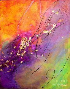 Easy Acrylic Painting On Canvas | Acrylic on canvas