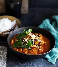Chiang Mai chicken curry recipe :: Gourmet Traveller