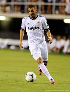 Karim Benzema, France, Real Madrid, forward
