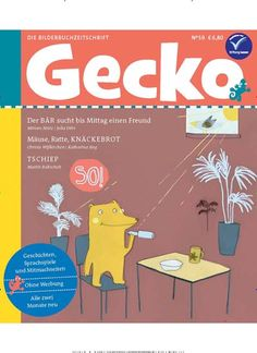 Der Bär sucht bis Mittag einen Freund  Jetzt in Gecko