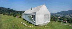 Дом архитектора в Польше