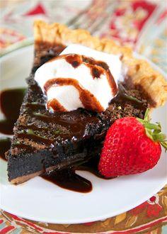 Minnys Chocolate PieReally nice recipes. Every hour.Show Mein Blog: Alles rund um die Themen Genuss & Geschmack Kochen Backen Braten Vorspeisen Hauptgerichte und Desserts # Hashtag