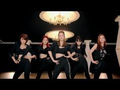 KARA(카라) - 숙녀가 못 돼 (Damaged Lady) M/V I like love this song so so much.