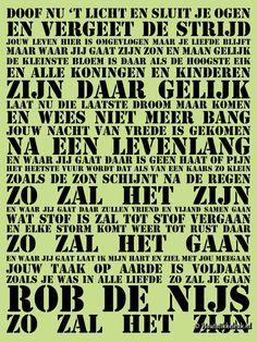 Songtekst Rob de Nijs – Zo zal het zijn   Houtstikkeleuk.nl