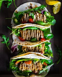 haddock tacos with lime aioli. Air fried crispy fish tacos made with gluten free tortillas and crusted with almond flour. Chefman Air Fryer, Air Fryer Fish, Seafood Dishes, Fish And Seafood, Seafood Recipes, Fried Fish Tacos, Haddock Recipes, Gluten Free Tortillas