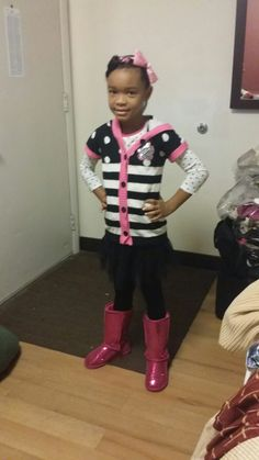 My hot pink ladybug black white and pink hot pink sparkly Uggs