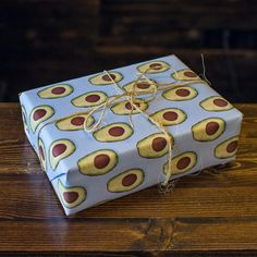 Some wrapping paper so they'll be the most excited about opening your gift.