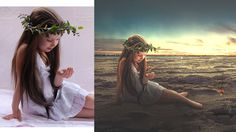 Photoshop Manipulation Tutorial | Photo Effect, Mixing Blending