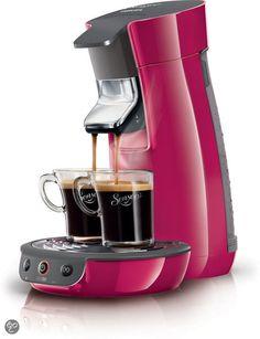bol.com   Philips Senseo Viva Cafe HD7825/43 - Raspberry Pink   Elektronica