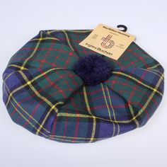 Woven in Scotland from fine weight wool - Order your's today