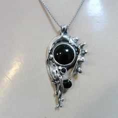 Hey, I found this really awesome Etsy listing at https://www.etsy.com/uk/listing/571682569/new-925-silver-onyx-pendant-israel