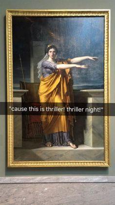 Modern Interpretations Of Centuries-Old Paintings - 20 Pics - Daily LOL Pics Memes Arte, Classical Art Memes, Funny Paintings, Old Paintings, Modern Paintings, Funny Snapchat Pictures, Funny Pictures, Humour Snapchat, Snapchat Captions