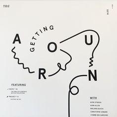 Playful typography Mais