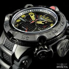 Invicta Subaqua 'Swiss Made' Chronographs