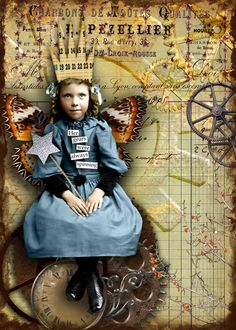 Almost Alice from Hidden Vintage Studios