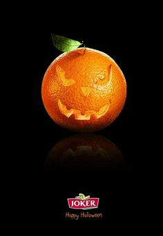 Joker Orange Juice: Halloween http://adsoftheworld.com/media/print/joker_orange_juice_halloween