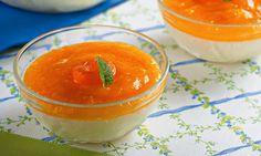 Quer uma sobremesa para o seu final de semana com muito sabor e saúde? Que tal preparar um Creme de Damasco com Iogurte TopTherm? Confira esta dica logo mais no Programa Mulheres ;)