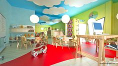 Playful Kindergarten on Behance