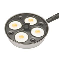 Sartén para hacer 4 huevos - WATYFA