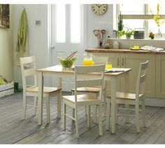 Buy Collection Chicago Dining Table, Bench U0026 2 Chairs  Two Tone At Argos.