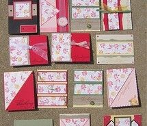 Splitcoaststampers Gallery - 17 cards made with 12 x 12 OSW