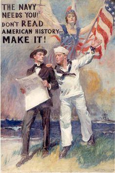 Don't READ American History - Make It!