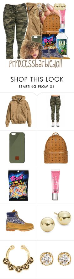 """TBH: All The Way Me"" by prnxcessbarbiedolll ❤ liked on Polyvore featuring H&M, Native Union, MCM, Beauty Rush, Fendi, Lord & Taylor and Hoorsenbuhs"