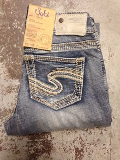 10 Best Silvers images | Silver jeans, Fashion, Jeans