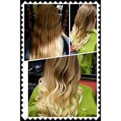 Ombre by Ashley