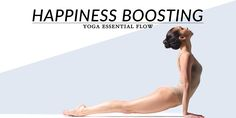 Do you need a quick boost of happiness? If so, hop on the mat and follow this 20-minute yoga essential flow. Forget your troubles, boost your energy and create a lighter, happier you!
