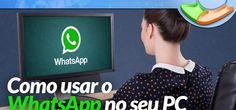 Imagem de Tutorial: veja como é fácil utilizar o WhatsApp Web em seu computador no site TecMundo