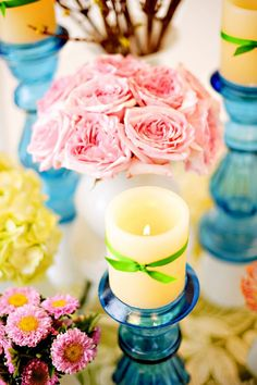 A Pretty Table Setting for a Preppy Summer Soiree | Occasions® - Weddings, Parties, Mitzvahs, Entertaining & All Celebrations