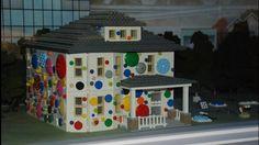 Two More Detroit Landmarks Revealed in Legos