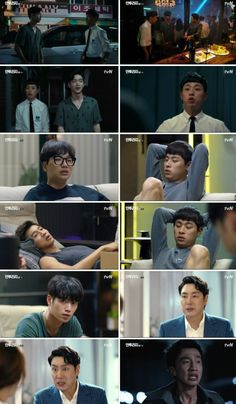 [Spoiler] Added episodes 11 and 12 captures for the #kdrama 'Entourage'