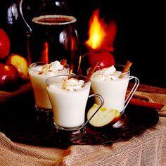 hot cider egg nog!