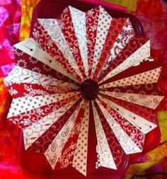 dresden plate quilt blocks