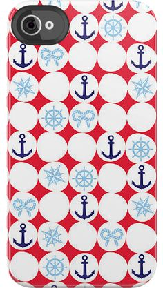 Anchor Dots by Uncommon for iPhone 4/4S Deflector
