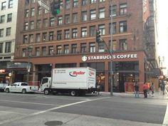 Spring Street Gets a Damn Starbucks, Full Grand Park Opening