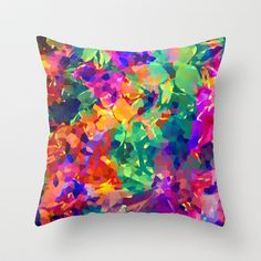 The Tropics Throw Pillow + free shipping worldwide till Sunday