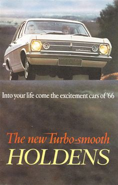 Original Car and Automotive Advertisements Published in Australia in 1966 Ranger, Holden Australia, Aussie Muscle Cars, Australian Cars, Car Brochure, Car Car, Car Vehicle, Car Advertising, Unique Cars