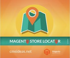 This #Magento #Store #Locator #Extension was created base on Google maps features and is created with the most search fields for best results, providing a perfect user interface with 2-minute setup. Customers can search for stores by either radius or specific area (city, state, zip code, etc.) and filter stores by tag for best accurate results and view maps quickly. Website: http://cmsideas.net/