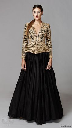 Lehengas With Blazers For The Upcoming Wedding Season