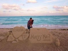 What an awesome proposal idea!