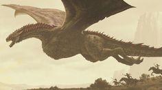 Die beste Szene der siebten Staffel von Game of Thrones wird in dieser wahnsinnigen . - Game Of Thrones Drogon Game Of Thrones, Arte Game Of Thrones, Game Of Thrones Artwork, Game Of Thrones Dragons, Got Dragons, Mother Of Dragons, Fantasy Dragon, Fantasy Art, Fantasy Creatures